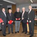 Neujahrsempfang des SPD Ortsvereins Hochspeyer am 12.01.2014